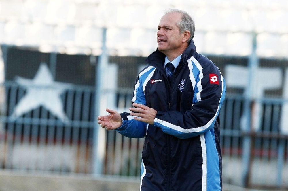 Σταθόπουλος στο Onsports: «Θα γίνουν δύο προσθήκες»