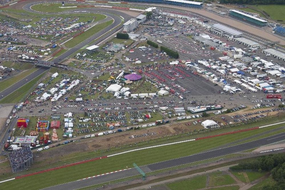 F1: Η πίστα του Σίλβερστοουν αναβαθμίζεται