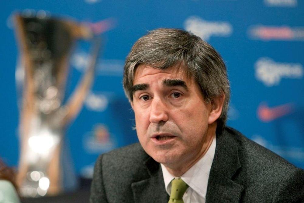 Μπερτομέου: «Περισσότερα ματς για τους… δυνατούς»