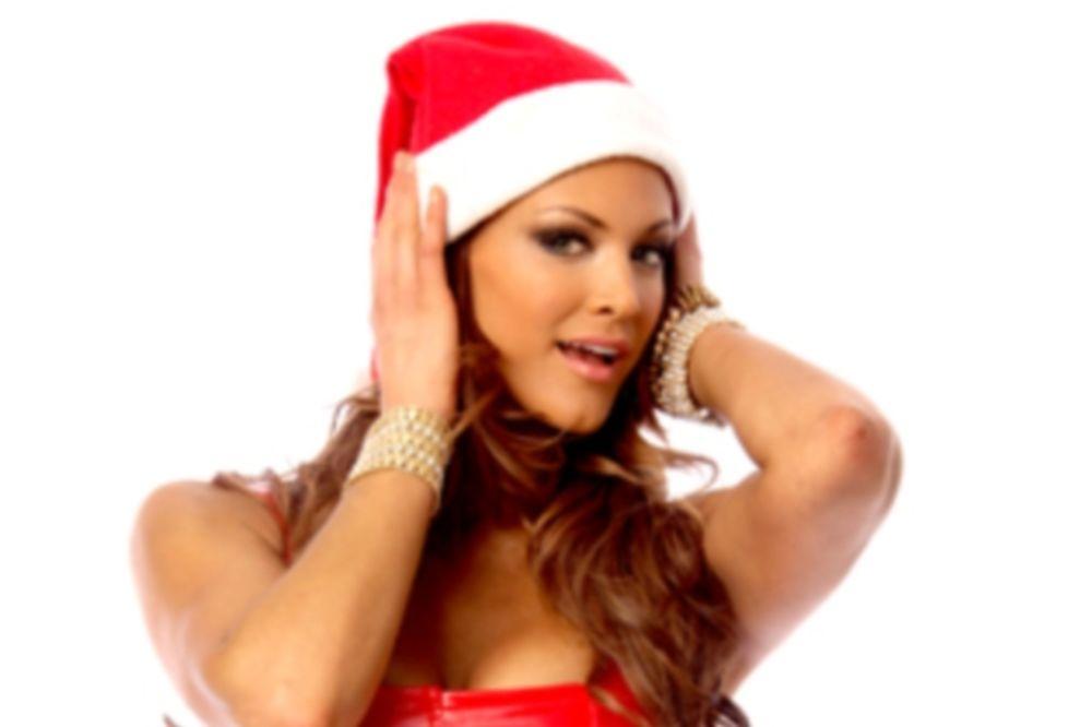 Στο κλίμα των Χριστουγέννων η Eve