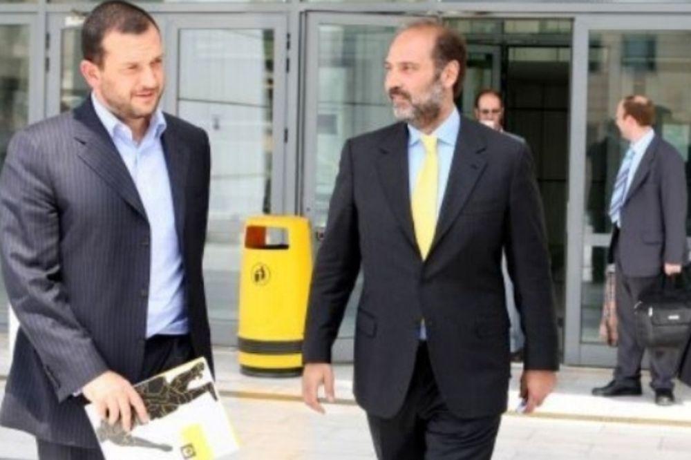Οικονομόπουλος: «Τα λεφτά στην ΑΕΚ»