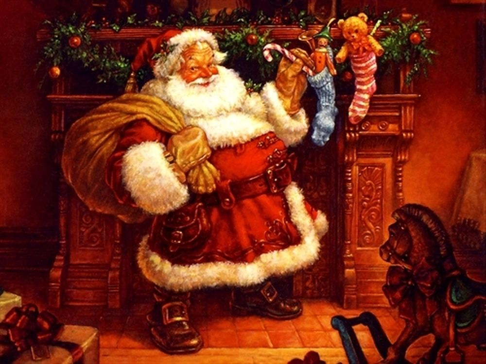 Ο Άγιος Βασίλης μακάρι να μη ξεχάσει την Ελλάδα