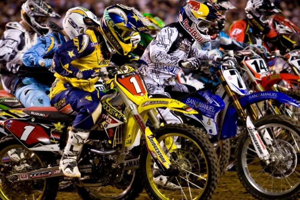 Οι ομάδες του 2012 στο πρωτάθλημα AMA Supercross