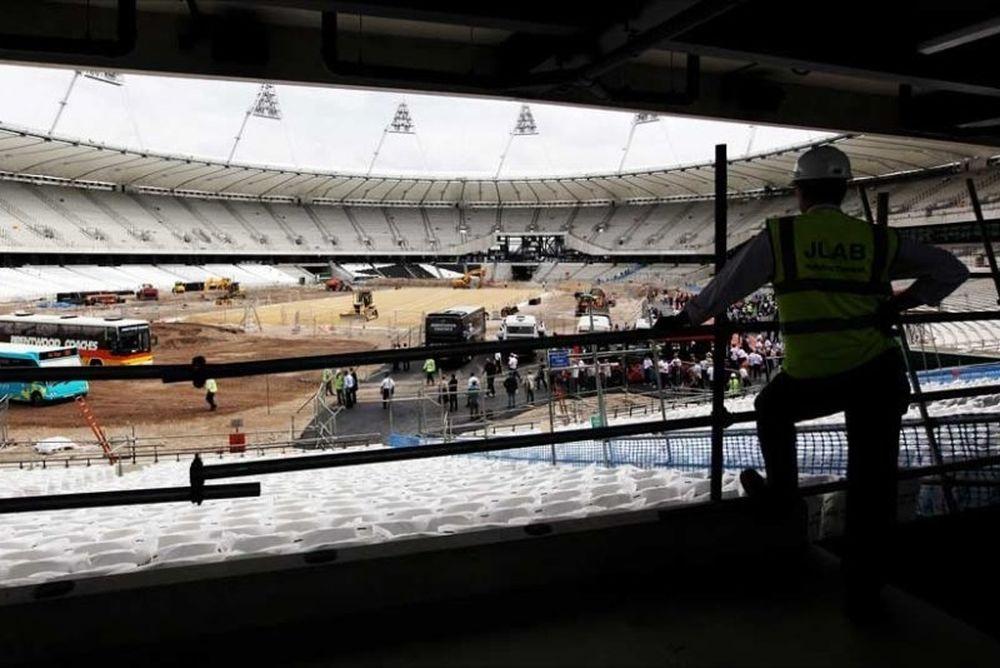 Μείωσαν την ανεργία με τα ολυμπιακά έργα