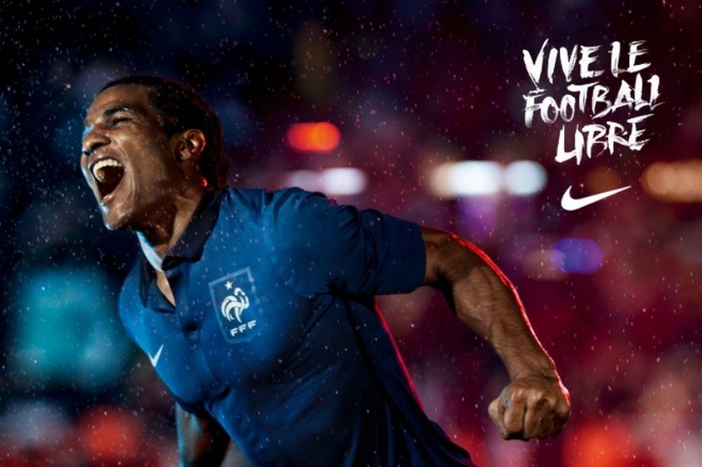Vive le football Libre λένε οι Γάλλοι!!!