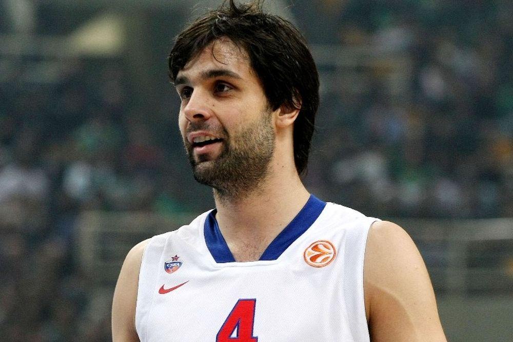 Τεόντοσιτς: «Προετοιμάζομαι για τον Ολυμπιακό»