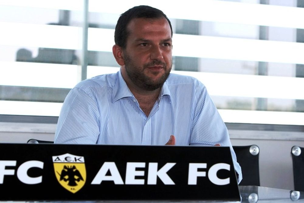 Μιλάει με τον Έλληνα επενδυτή ο Αδαμίδης