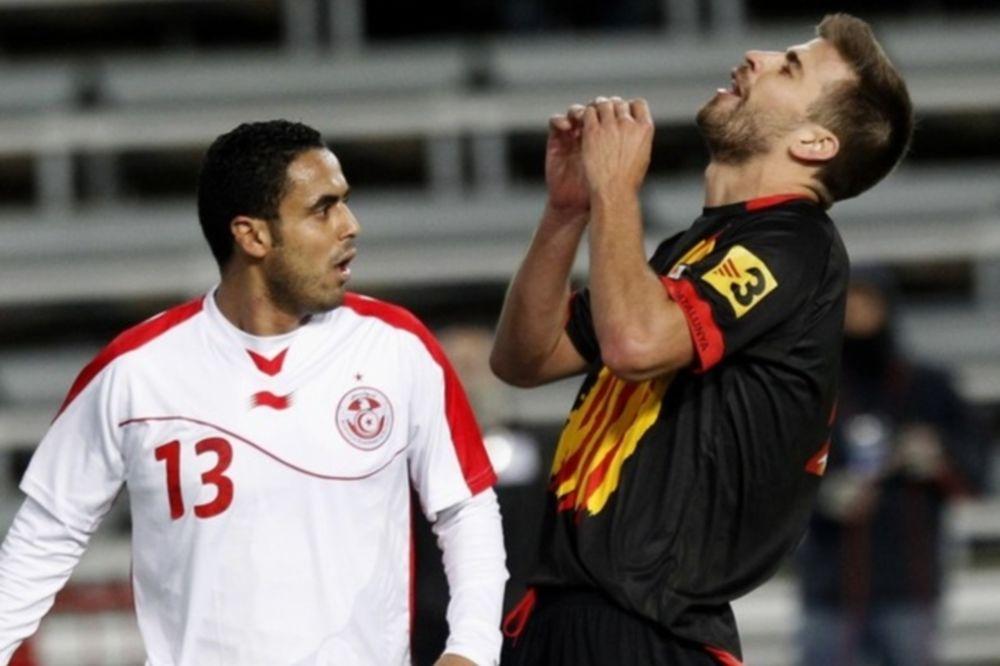 Απέσπασε ισοπαλία η Τυνησία με την Καταλονία