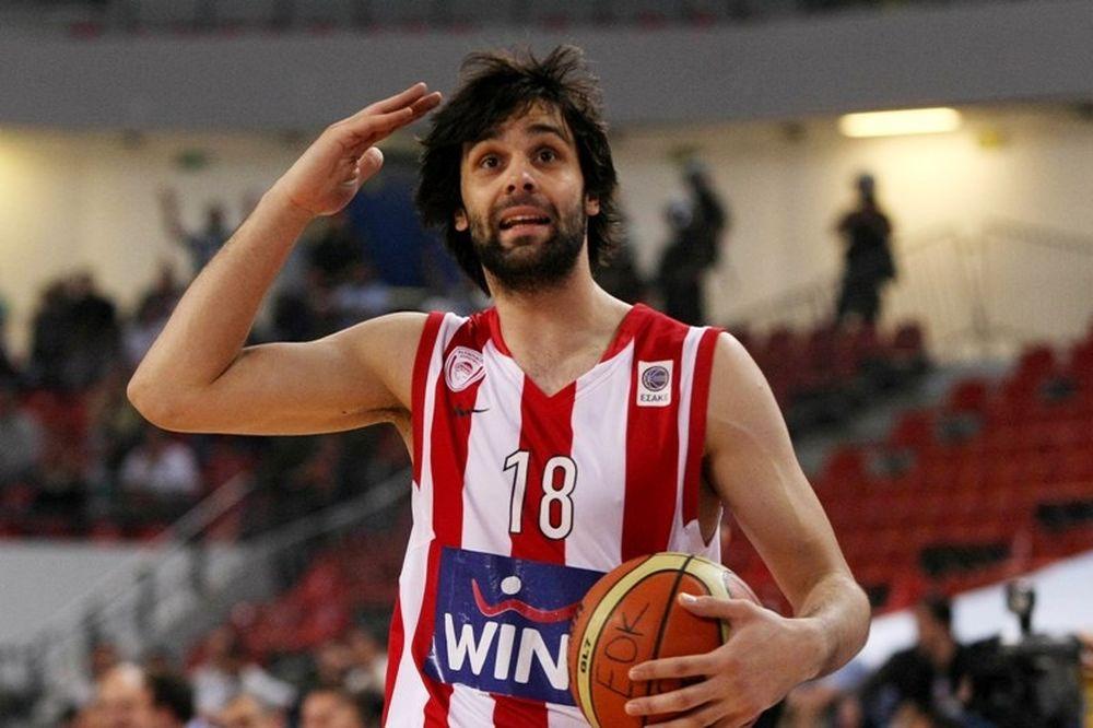 Τεόντοσιτς: «Ήθελα τίτλο με τον Ολυμπιακό»