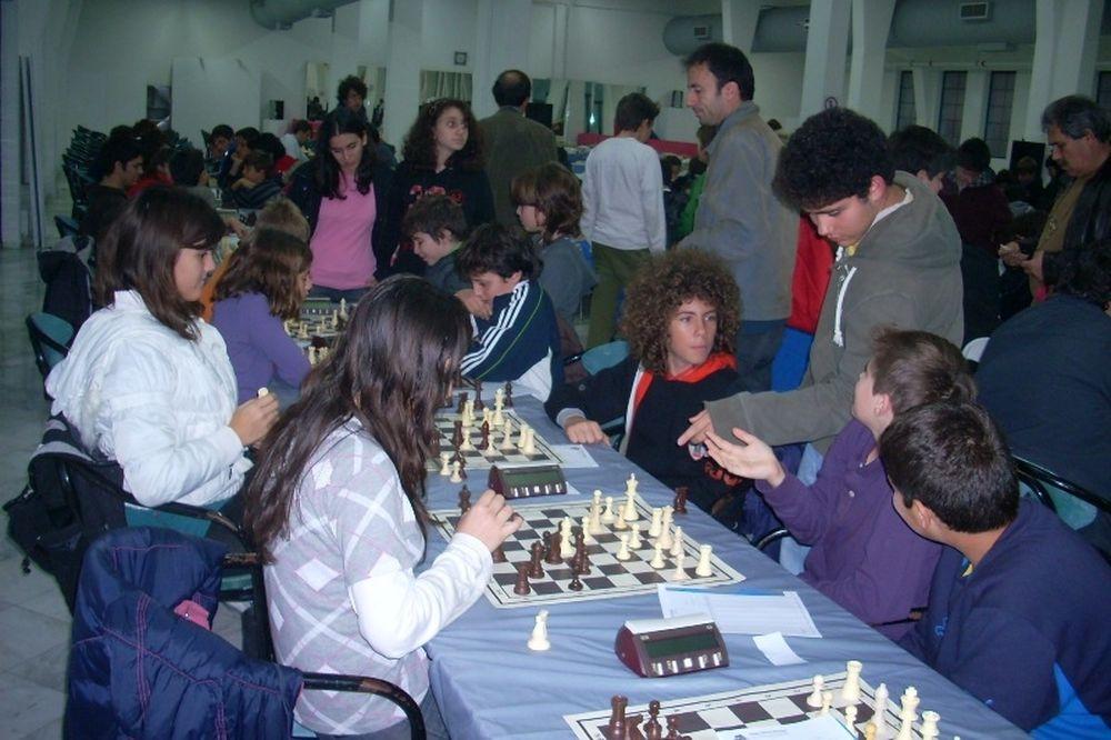 Ξεκινούν τα Νεανικά Πρωταθλήματα Σκακιού