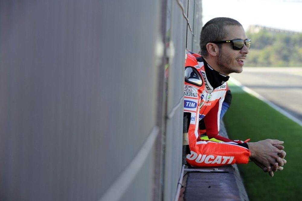 MotoGP Ρόσι: «Δεν ήταν λάθος επιλογή η Ducati»