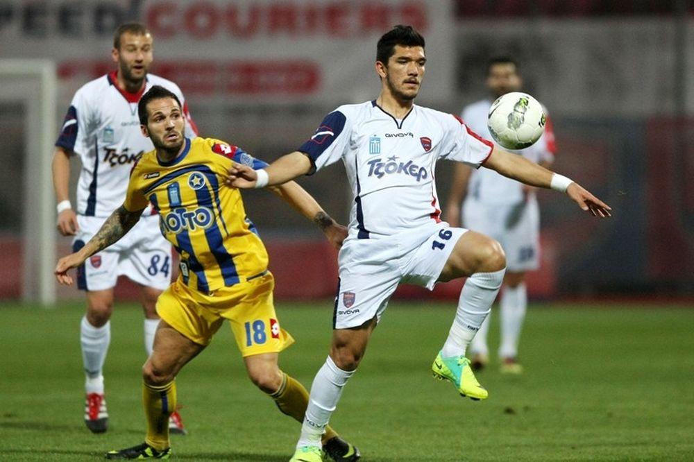«Κολοβό» το πρώτο γκολ του 2012