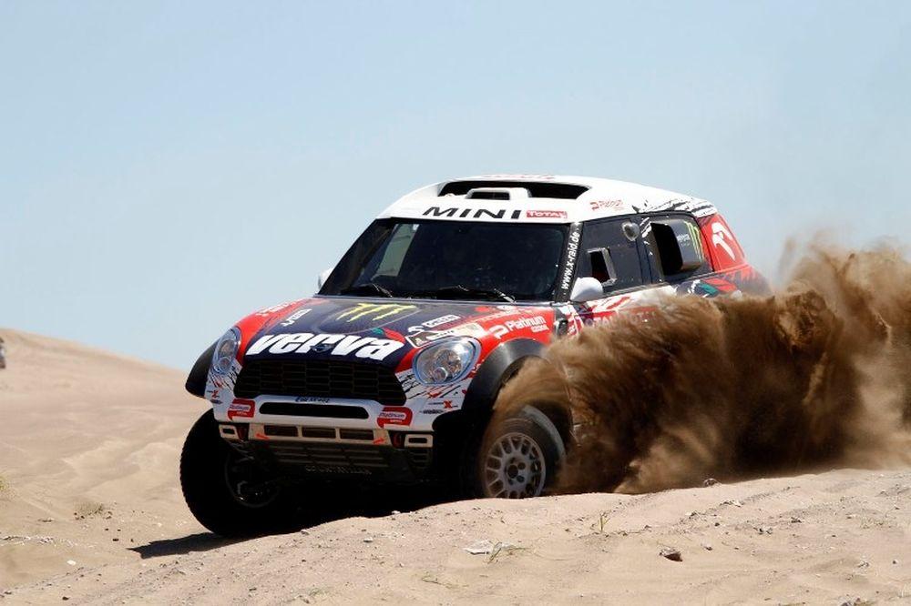 Ράλι Dakar 2012: Αλλαγή πρωταγωνιστών