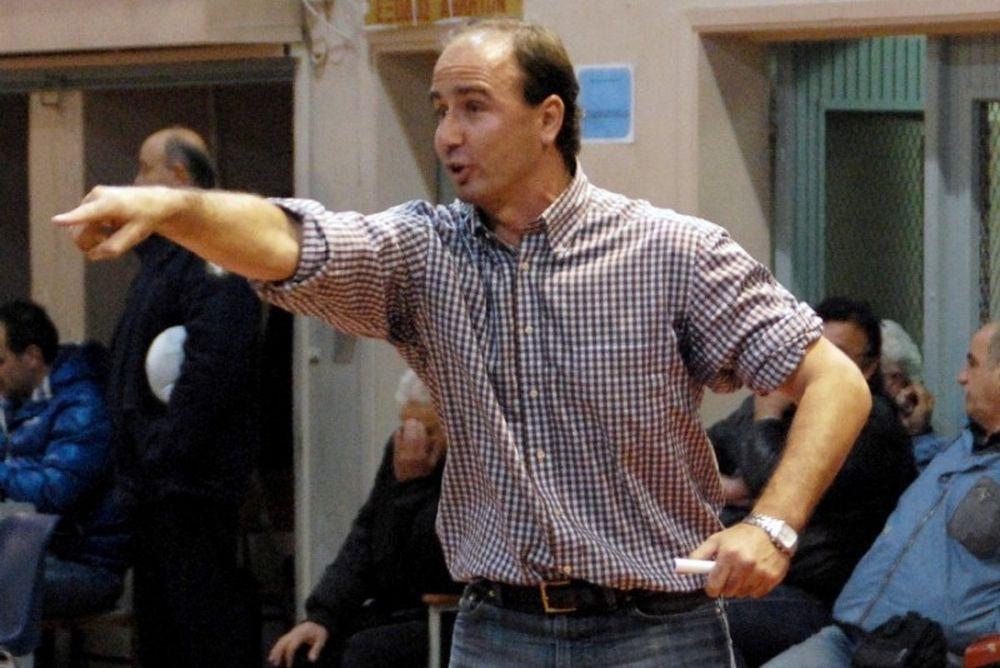 Γαλάνης: «Ισπανική ομάδα ο Αμύντας»