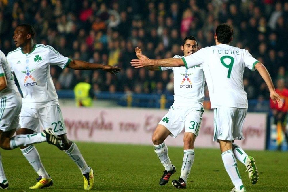 Τοτσέ: «Καλό το γκολ, άσχημο το αποτέλεσμα»