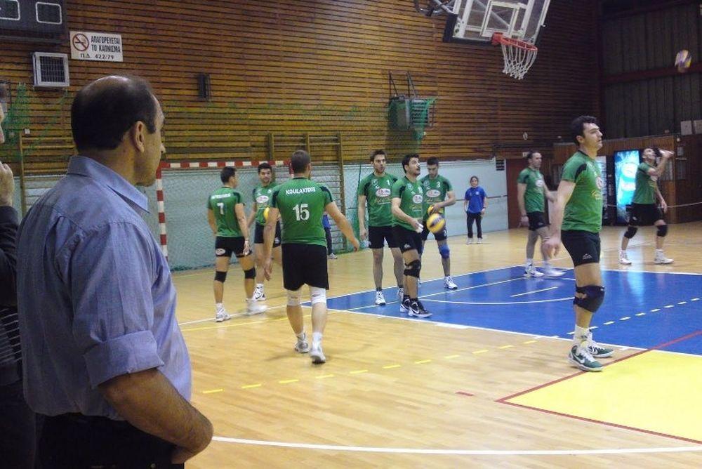 Δύσκολη νίκη για τον Οδυσσέα, 3-0 η Ορεστιάδα τον Μίλωνα
