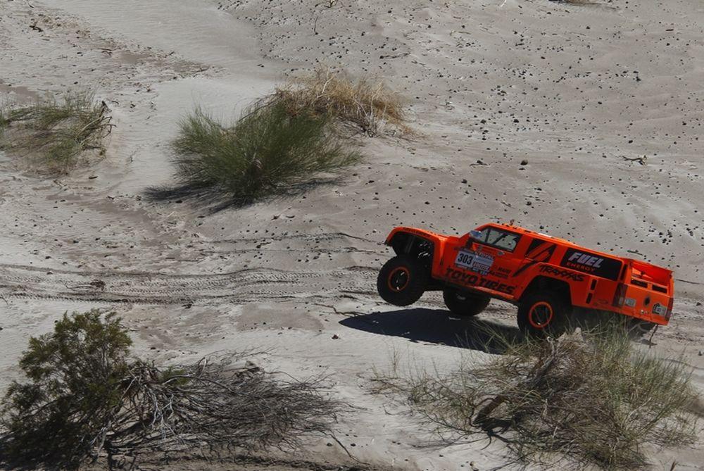 Dakar 2012: Νέοι πρωταγωνιστές στις ειδικές διαδρομές.