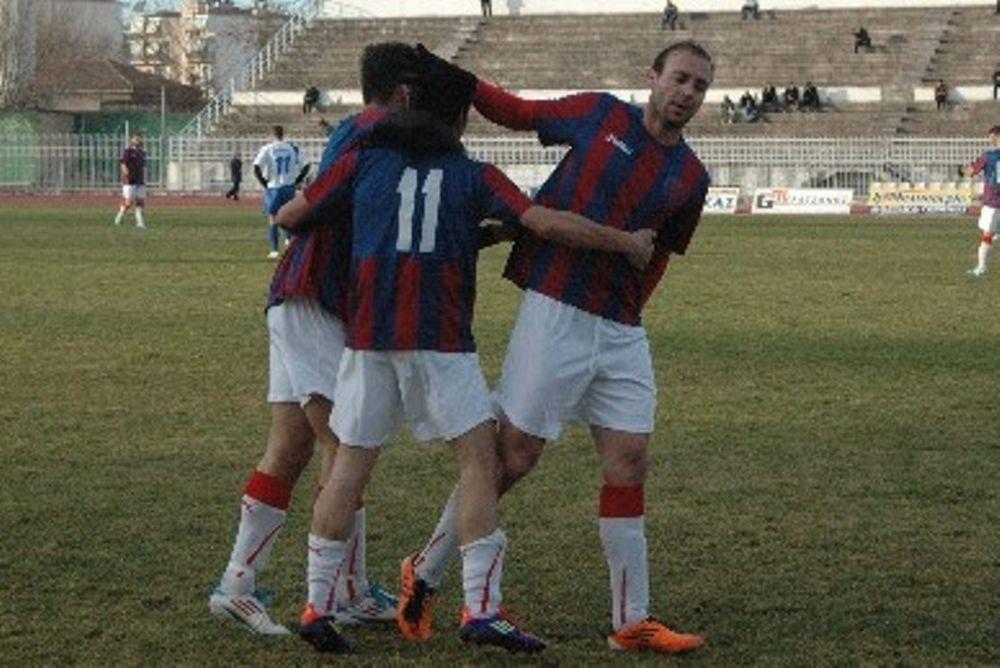 Τρίκαλα 2011– Αμφίλοχος 4-0