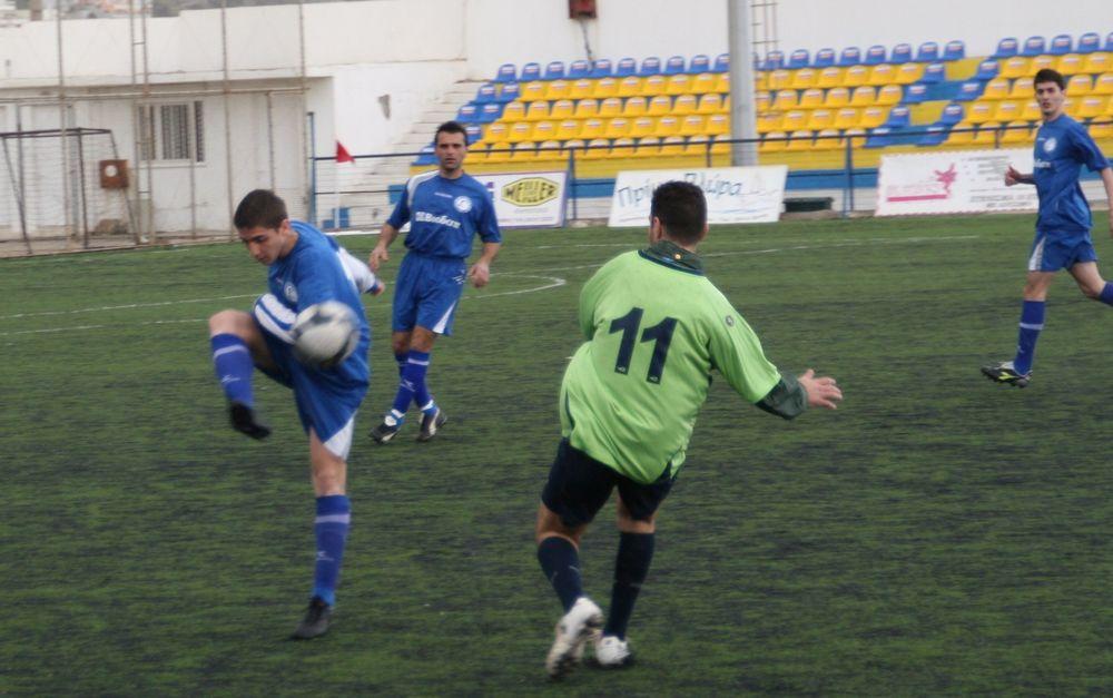 Ρεθυμνιακός - Πατούχας 3-3