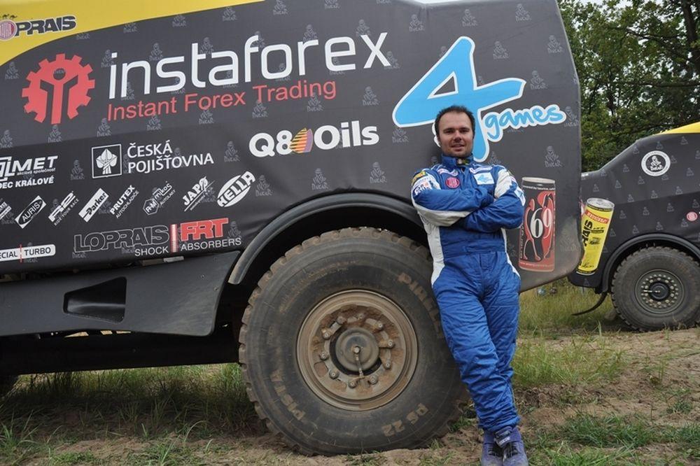 Dakar 2012: Εγκατέλειψε ο Αλέ Λοπρέ