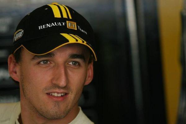 F1: Έσπασε το πόδι του ο Κούμπιτσα