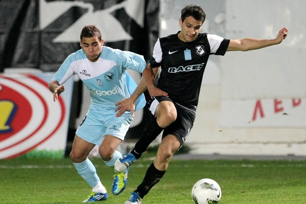 Ζορμπάς: «Λύθηκαν το πόδια μετά το γκολ»