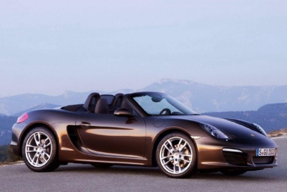 Νέα Porsche Boxster