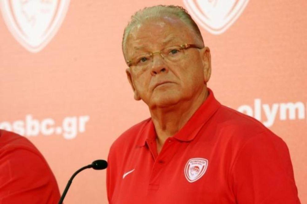 Ίβκοβιτς: «Απόλυτο φαβορί η ΤΣΣΚΑ»