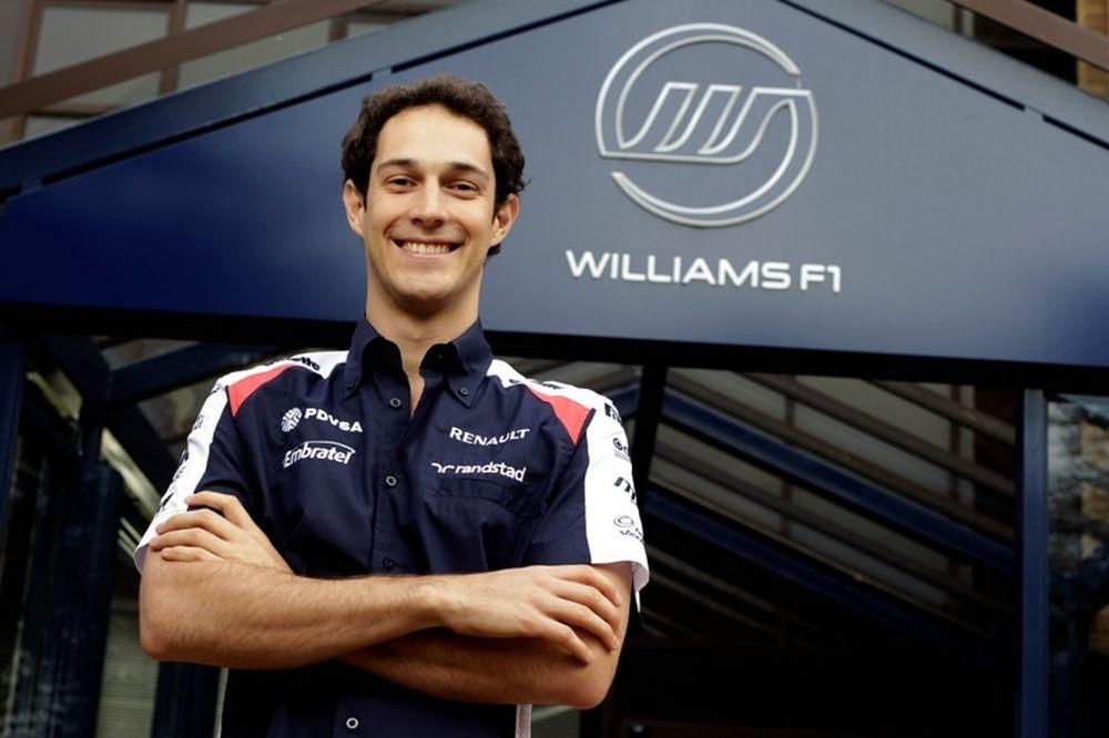 F1: Ο Μπρούνο Σένα στη Williams