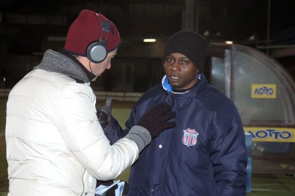 Ολισαντέμπε: «Να ευχαριστηθώ το ποδόσφαιρο»