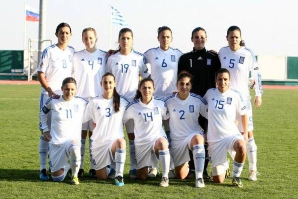 Νίκη της Εθνικής για την ανάδειξη του γυναικείου ποδοσφαίρου