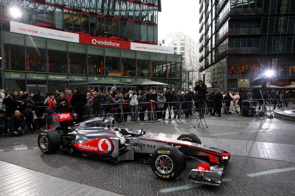 F1: Οι παρουσιάσεις των ομάδων για το 2012