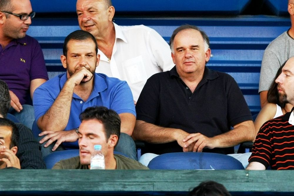 Αδαμίδης: «Έχει βάλει χρήματα ο Παππάς»