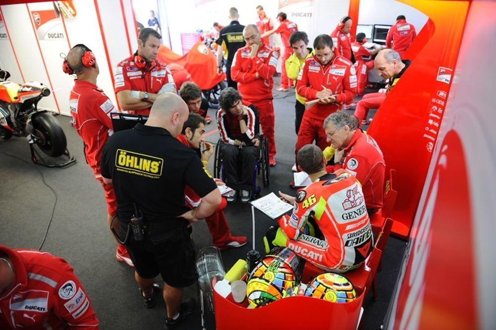 MotoGP Ντομενικάλι: Ισορροπία στα γκραν πρι
