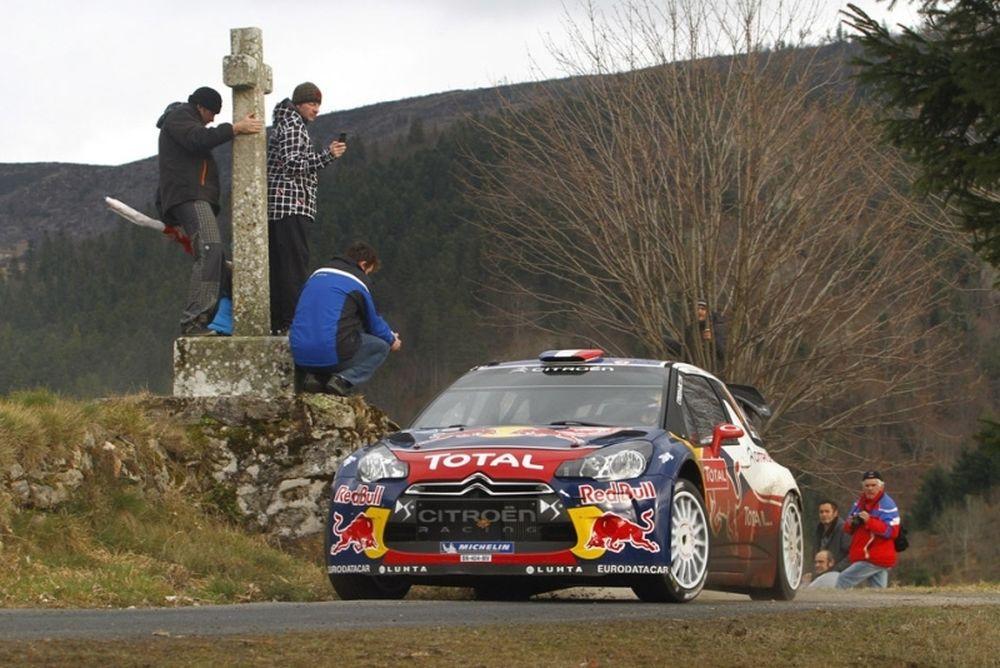 WRC Ράλι Μόντε Κάρλο: Χωρίς αντίπαλο ο Λεμπ