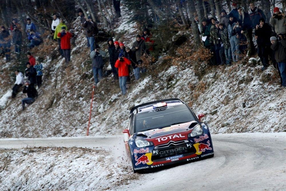 WRC: Η κακοκαιρία δεν εμποδίζει τον Λεμπ