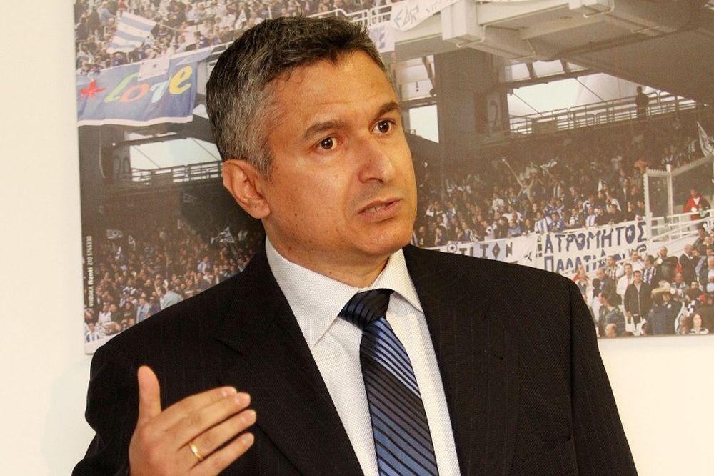 Ο Γιώργος Σπανός στο Onsports (video)