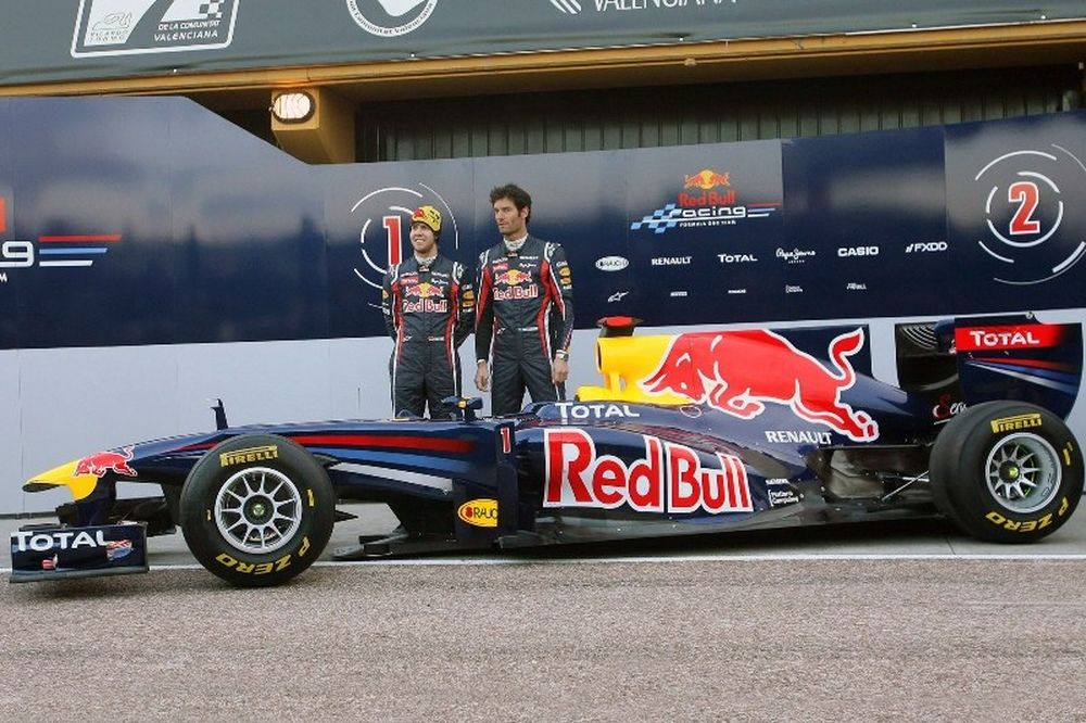 F1: Ο Φέτελ πιο δυνατός το 2012