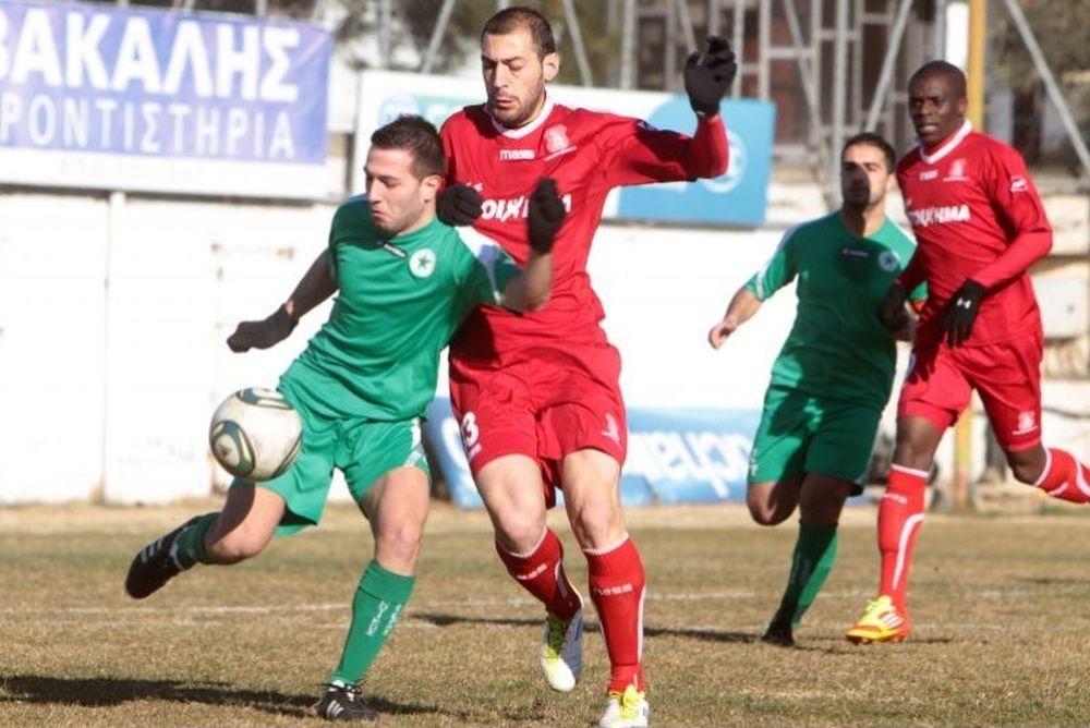 Λιοντάρι ο Αγροτικός, 1-0 τον Πανσερραϊκό