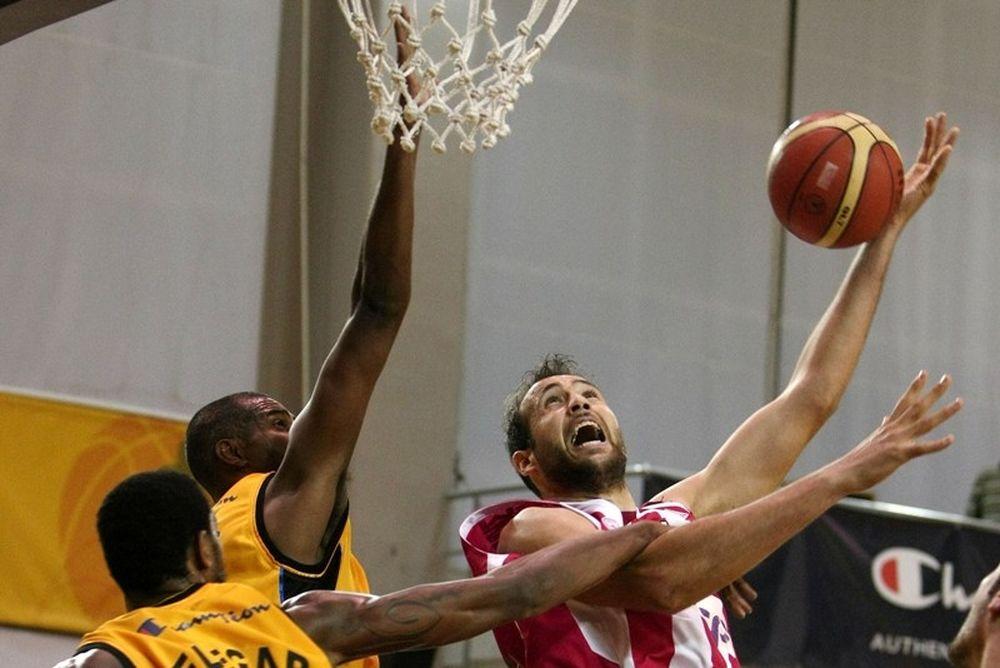 Απέδρασε από το Μαρούσι ο Ολυμπιακός! (photos)