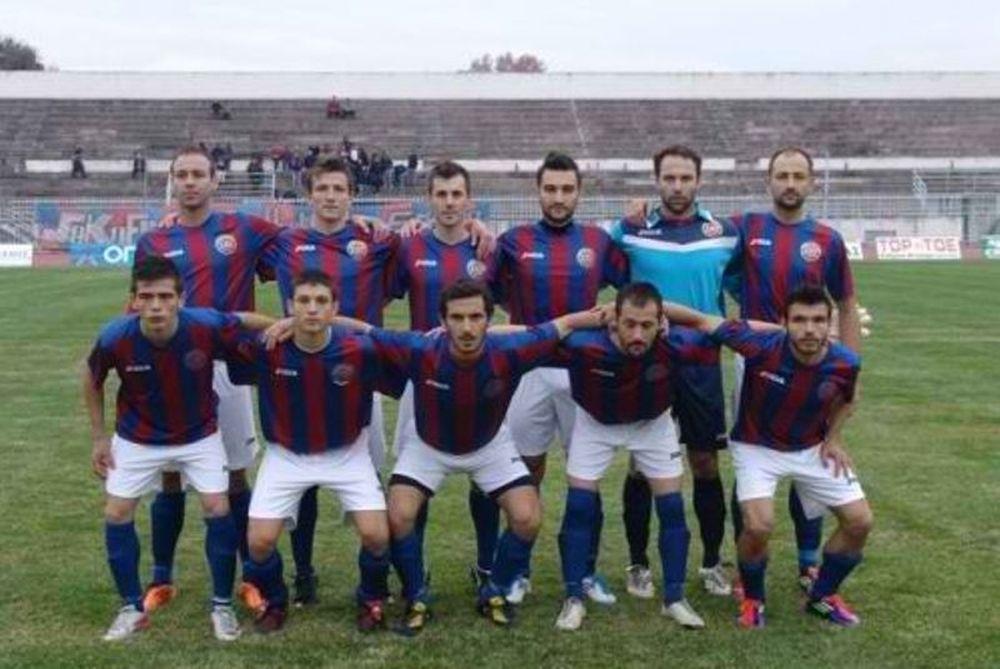 Φιλοθέη Άρτας – Τρίκαλα 2011 0-1