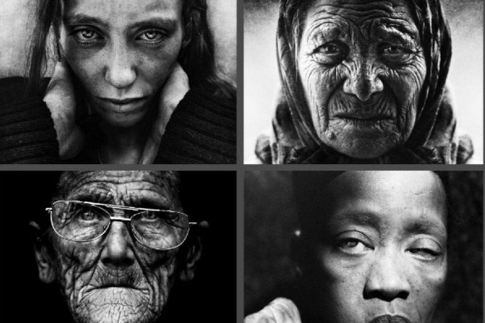 Τα συναισθήματα και η μοναξιά των άστεγων (photos)