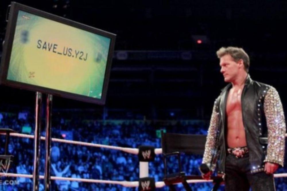 Μίλησε ο Jericho στο Raw