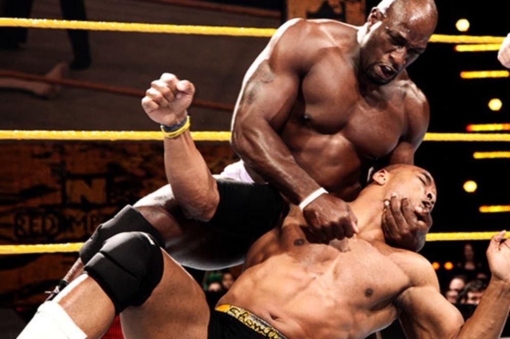 Ο ανανεωμένος Titus του NXT