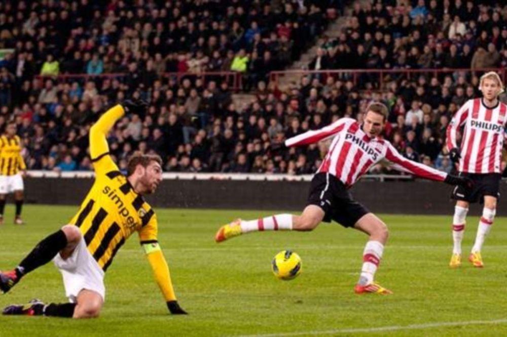 Πρώτη για λίγο η PSV Αϊντχόφεν