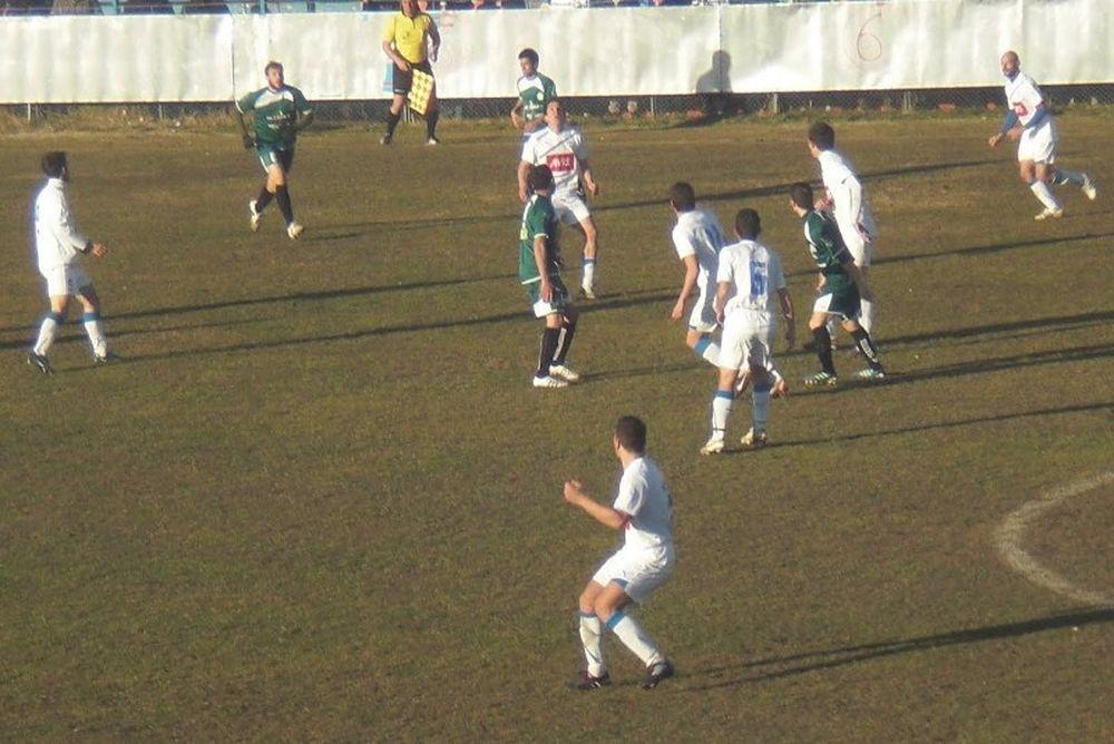 Αλμυρός - Α.Ε. Μουζακίου  1-1