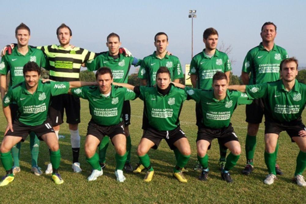 Αμπελωνιακός - Αναγέννηση Καρδίτσας 0-0