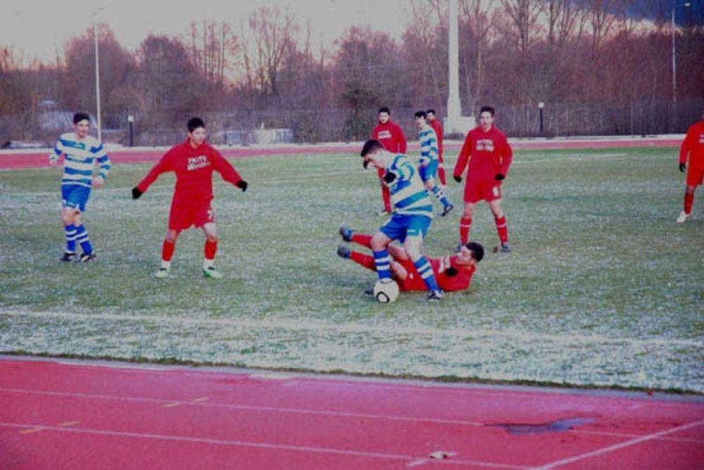 ΑΠΟΚ Βελούχι - Καμένα Βούρλα 8-0