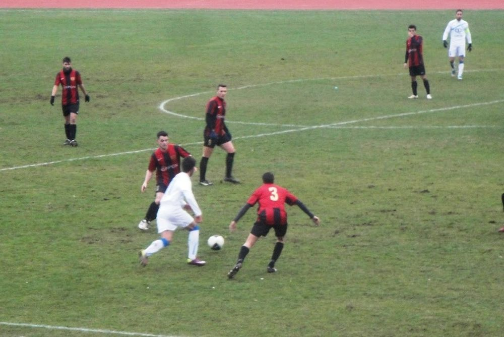 Θήβα-Μανδραϊκός 0-1