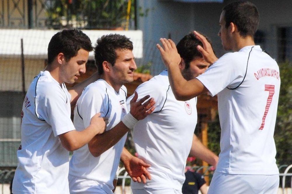 Ολυμπιακός Λαυρίου – Κορωπί 7-0